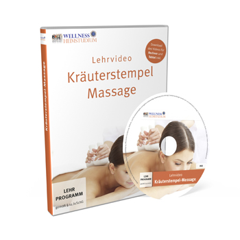 Kräuterstempel Massage DVD